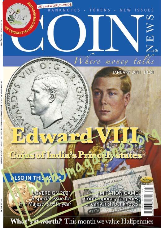 Coin News – January 2021