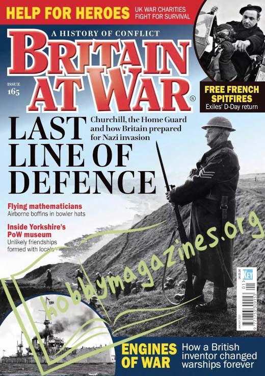 Britain at War - January 2021