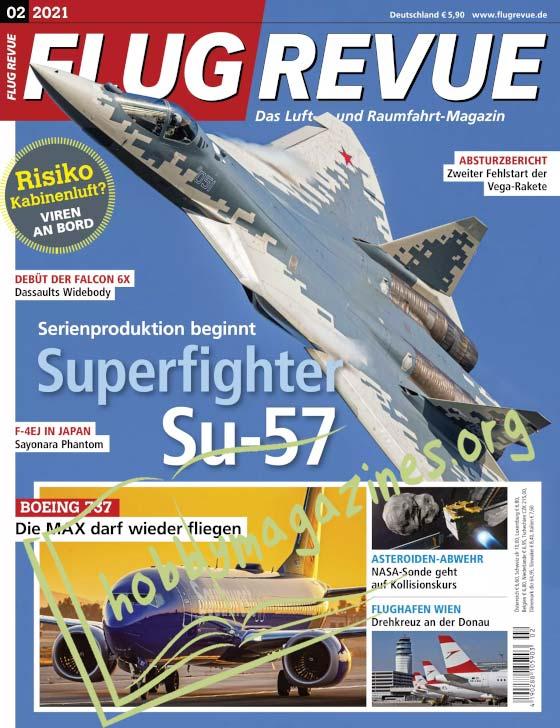 Flug Revue 2021-02