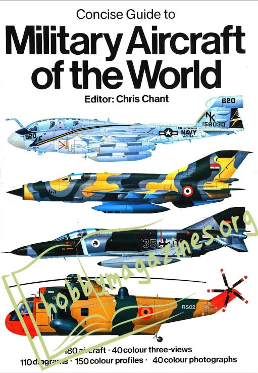 Concise Guide to Military Aircraft of the World