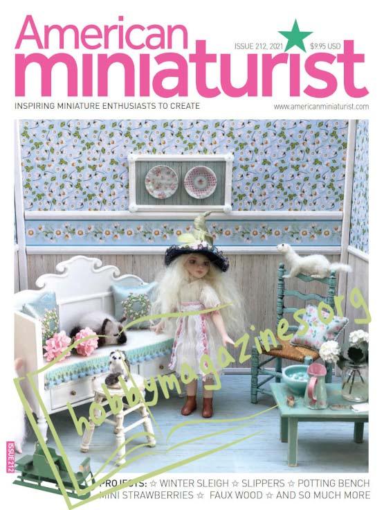 American Miniaturist - January 2021