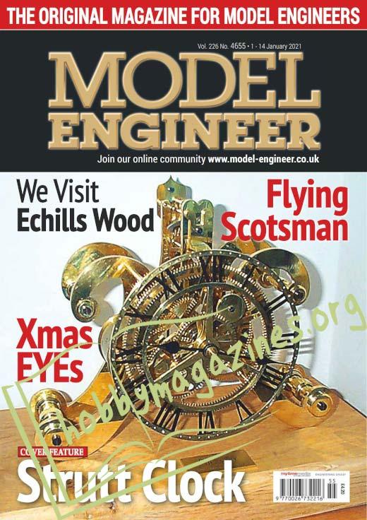 Model Engineer 4655 - 1 January 2021