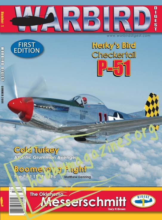 Warbird Digest Issue 1