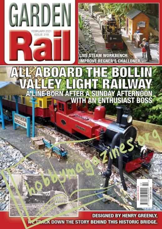 Garden Rail - February 2021