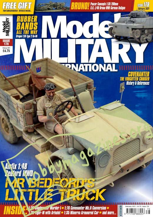 Model Military International - February 2021