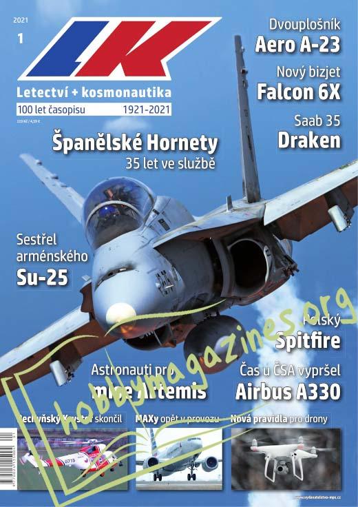 Letectvi + Kosmonautika 2021-01