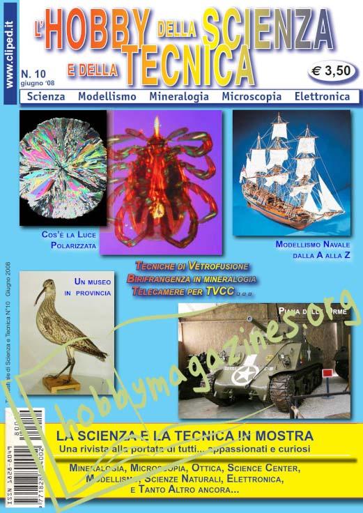 L'HOBBY DELLA SCIENZA E DELLA TECNICA Issue 10