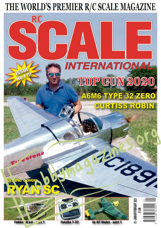 RC Scale International Issue 1 - January/February 2021