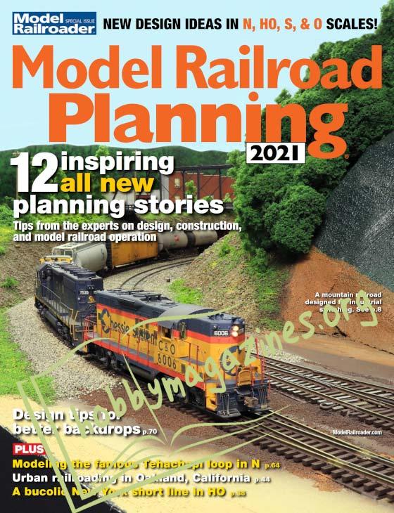 Model Railroad Planning 2021