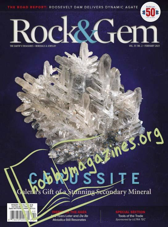 Rock & Gem - February 2021