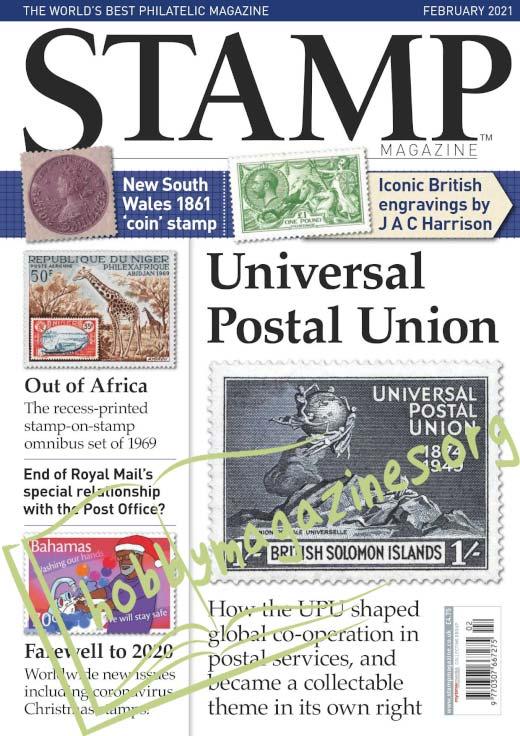 Stamp Magazine - February 2021