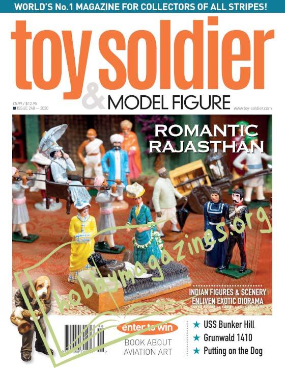 Toy Solgier & Model Figure Issue 248