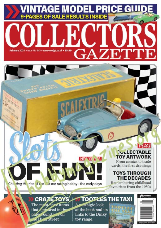 Collectors gazette - February 2021