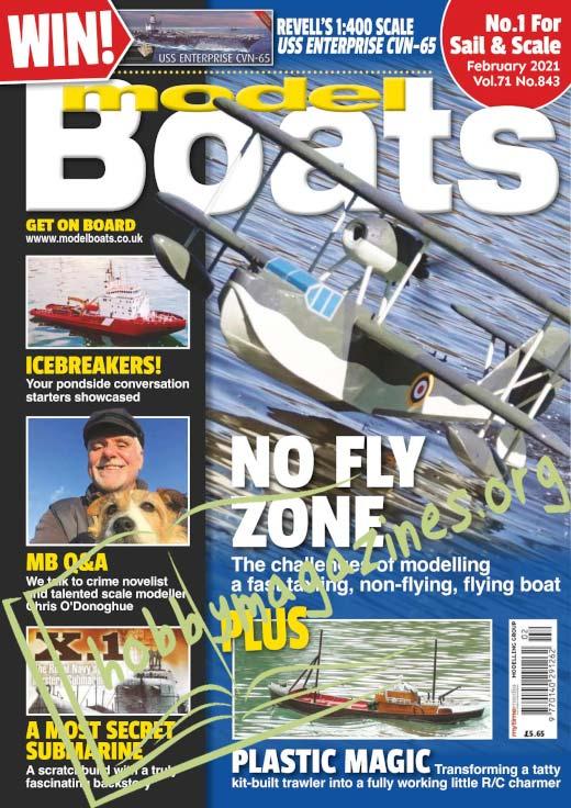 Model Boats - February 2021