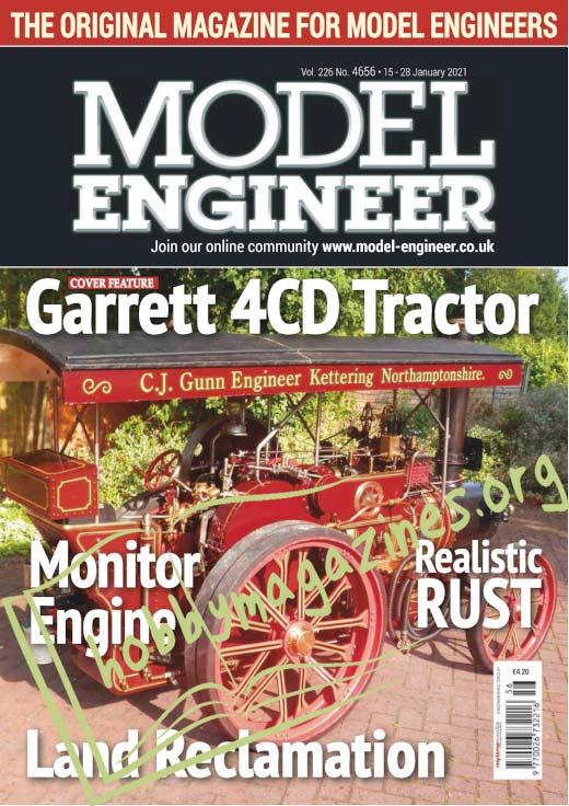 Model Engineer 4656 - 15 January 2021