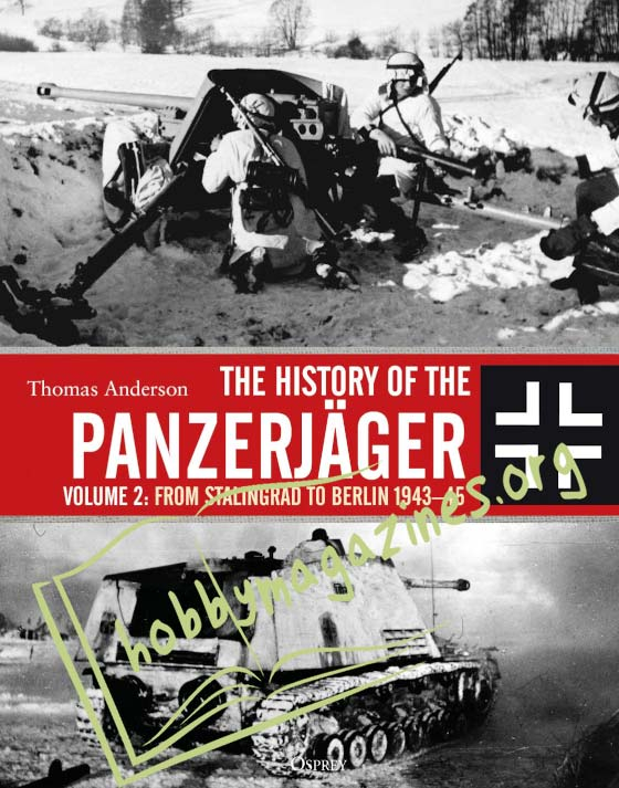The History of the Panzerjager Volume 2: From Stalingrad to Berlin 1943-1945