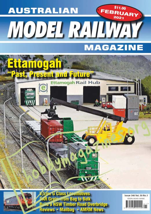 Australian Model Railway Magazine - February 2021