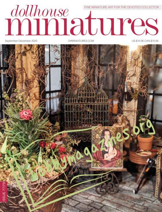 Dollhouse Miniatures 78 - September/December 2020