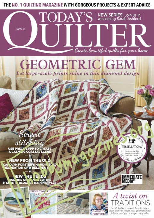 Today's Quilter Issue 71