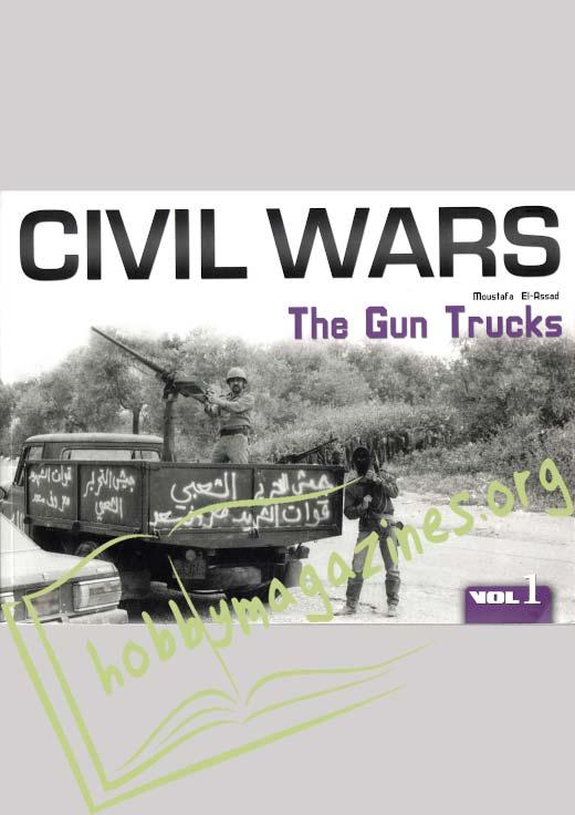 Civil Wars The Gun Trucks Vol.1