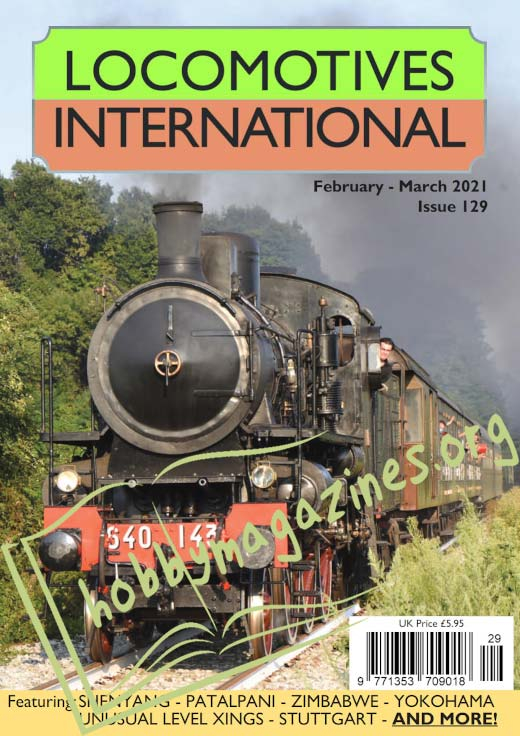 Locomotives International - February/March 2021