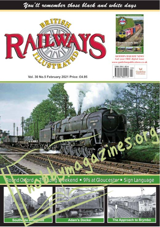 British Railways Illustrated - February 2021