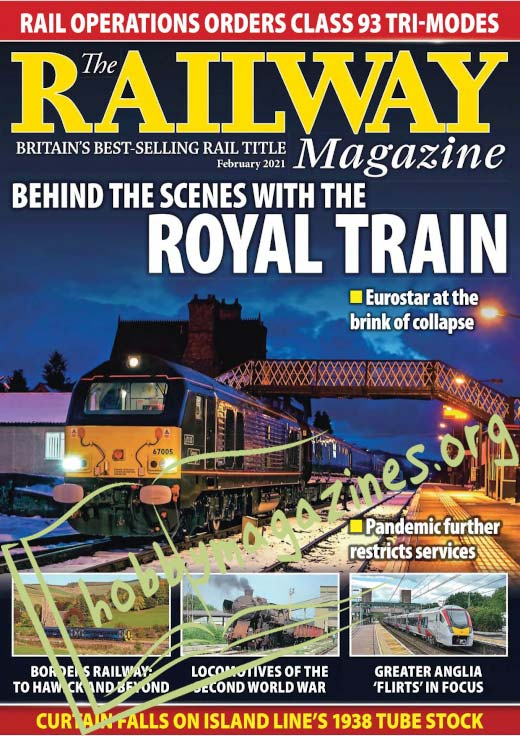The Railway Magazine - February 2021