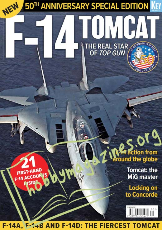 F-14 Tomcat.50th Anniversary Special Edition