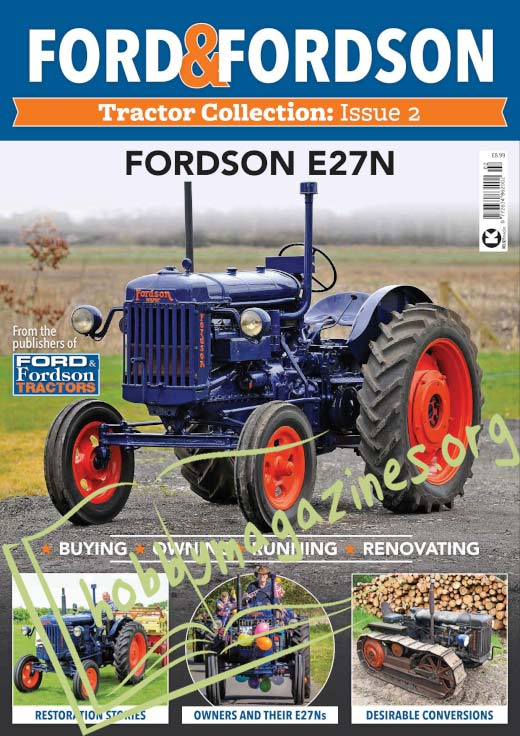 Ford & Fordson Tractor Collection Issue 2
