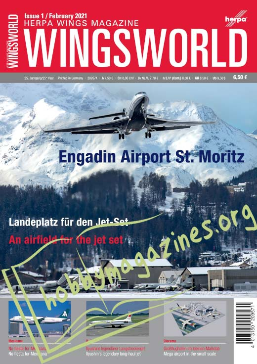 Wings World - Februar 2021