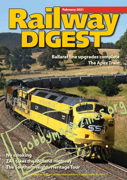 Railway Digest - February 2021
