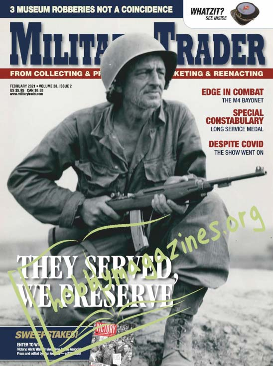 Military Trader – February 2021