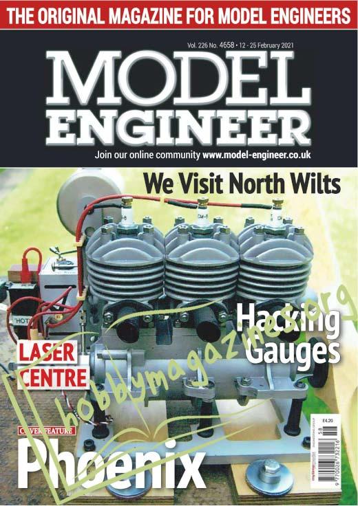 Model Engineer 4658 - 12 February 2021