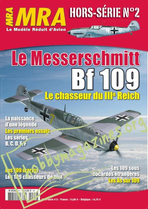 MRA Hors-Serie - Le Messerschmitt Bf-109