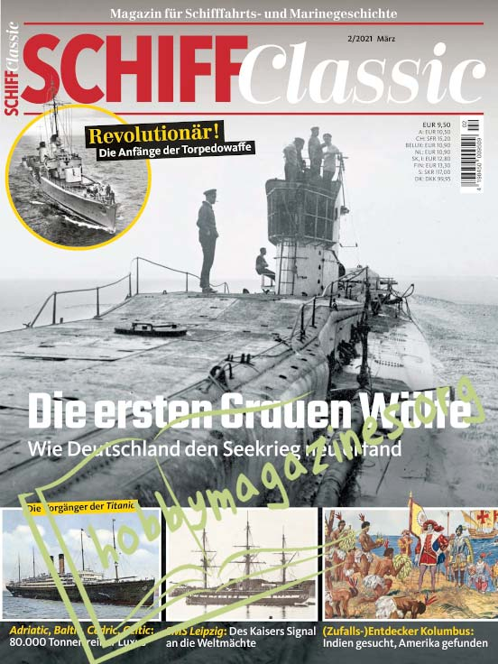 Schiff Classic – Marz 2021