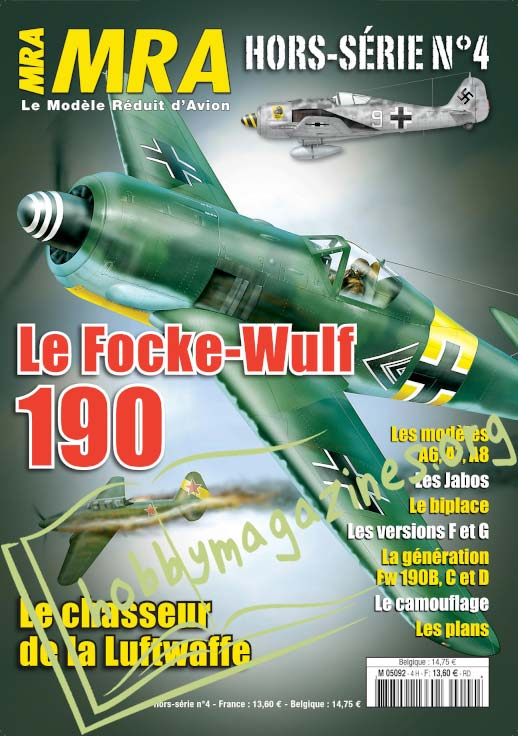 MRA Hors-Serie - Le Focke-Wulf 190