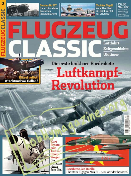 Flugzeug Classic 2021-03