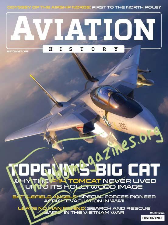 Aviation History - March 2021