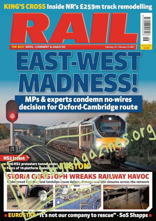 Rail – 10 February 2021