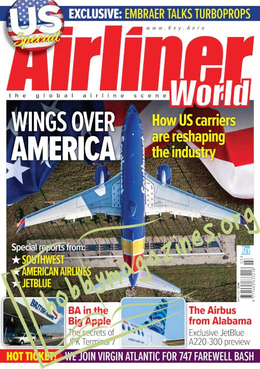 Airliner World - March 2021