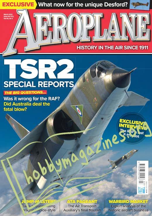Aeroplane - March 2021
