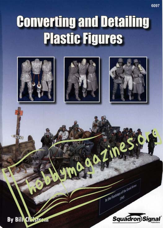 Converting and Detailing Plastic Figures