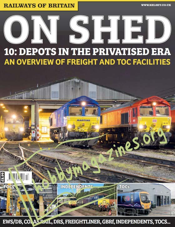 On Shed 10 : Depots in the Privatised Era