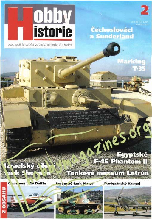 Hobby Historie Issue 2