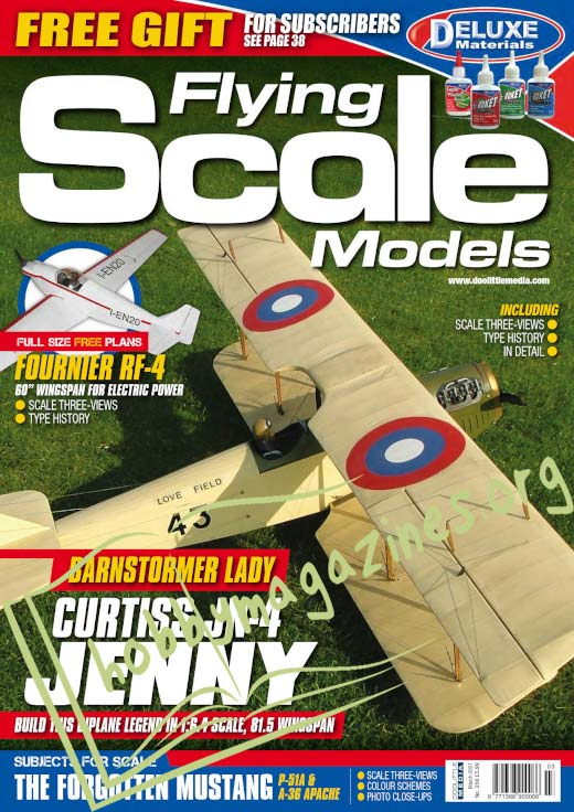 Flying Scale Models - March 2021