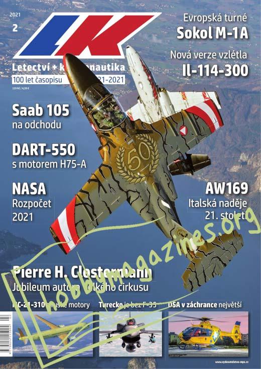 Letectvi + Kosmonautika 2021-02