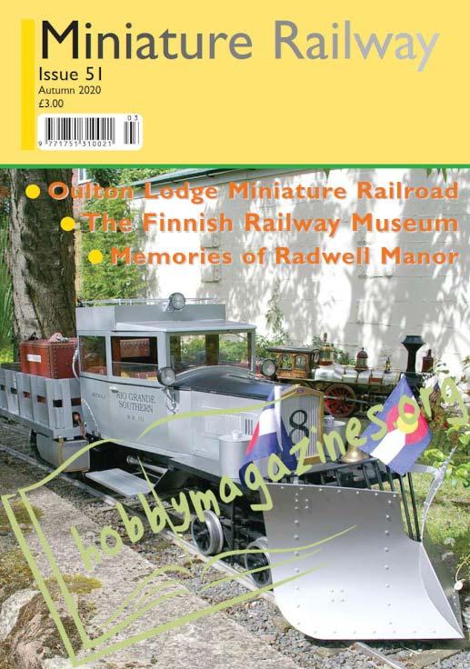 Miniature Railway - Autumn 2020