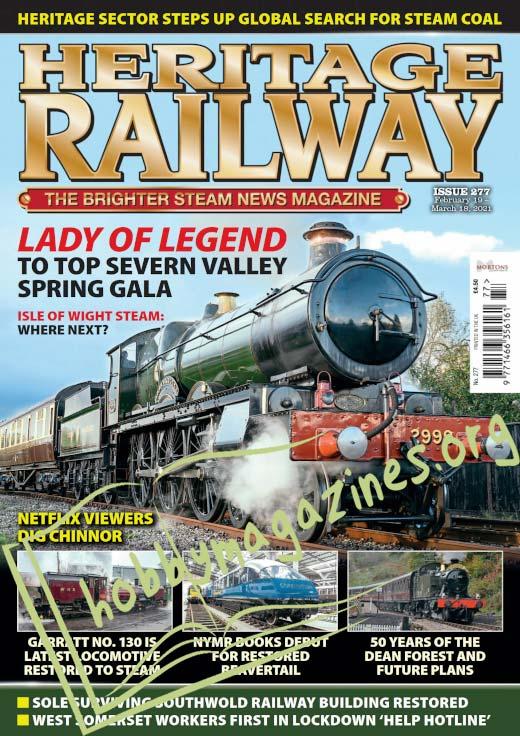 Heritage Railway - 19 February 2021