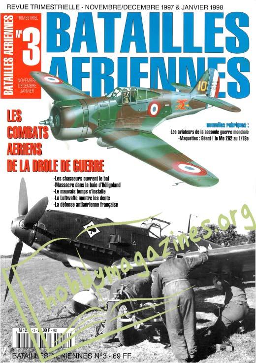 Batailles Aeriennes Issue 03