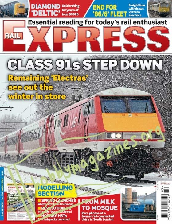 Rail Express - March 2021